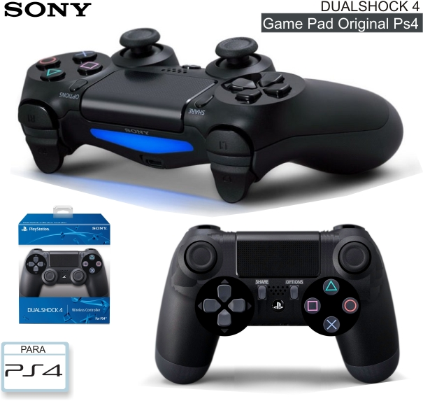 Game Pad Inalambrico SONY Dualshock 4 PS4