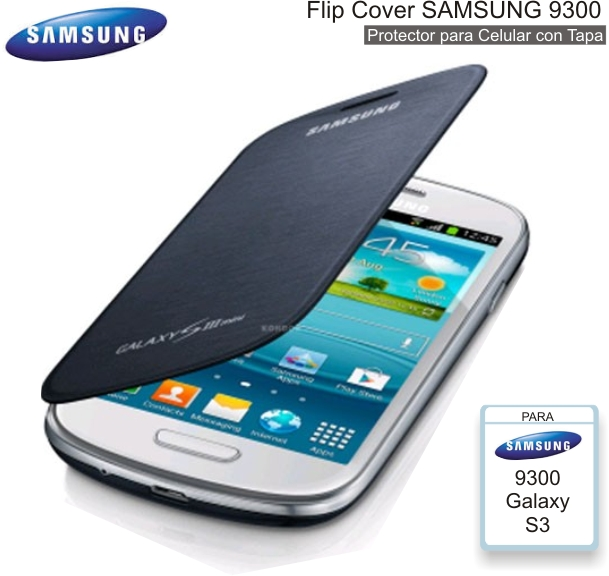 Flip Cover SAMSUNG 9300 (S3)