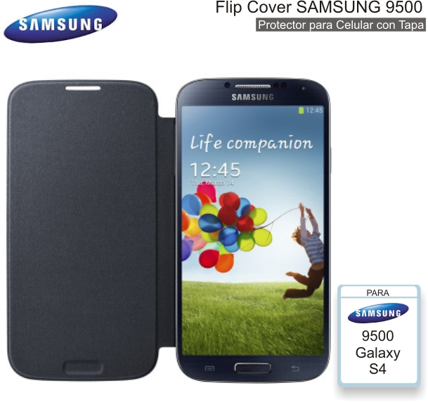 Flip Cover SAMSUNG 9500 (S4)