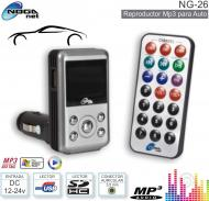MP3 CAR NOGANET NG-26