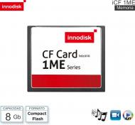 Mem Compact Flash 08 Gb INNODISK 1ME Industrial