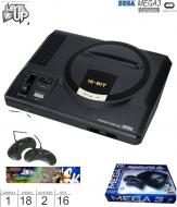 Consola Portatil GAMESTAR PVP 32 Bits