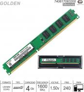 Mem DDR3 02Gb 1066 1.50v GOLDEN GD46