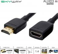 Cable Alargue HDMI M-H 03.0M SKYWAY ALH3