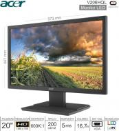 Monitor LED 20 HD ACER V206HQL