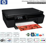 Imp Tinta MF Color HP Advantage 5525 (CZ282A)