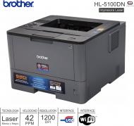 Imp Laser B/N BROTHER HL-5100DN
