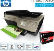 Imp Tinta MF Color HP Deskjet 4615 Fax (CZ283A)
