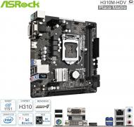 Mother INTEL 1151 8G ASROCK H310M-HDV