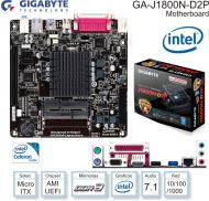 Mother Integrado INTEL GIGABYTE GA-J1800N-D2P