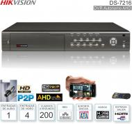 DVR 16 Can HIKVISION DS-7216